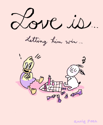 Image Gallery him cute love cartoons